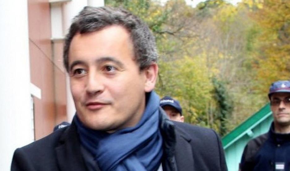 GÉRALD DARMANIM.