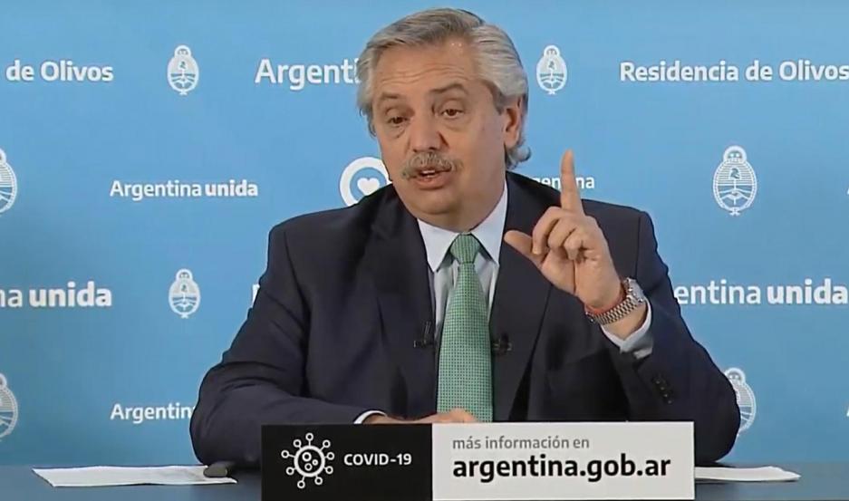 Argentina extiende aislamiento social ante repunte por Covid-19