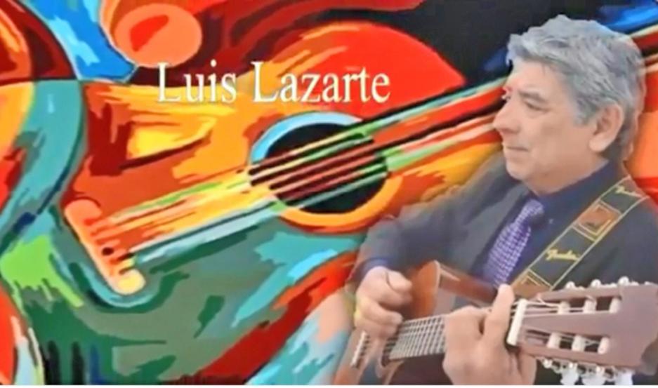 Luis Lazarte falleció un 20 de septiembre de 2018.
