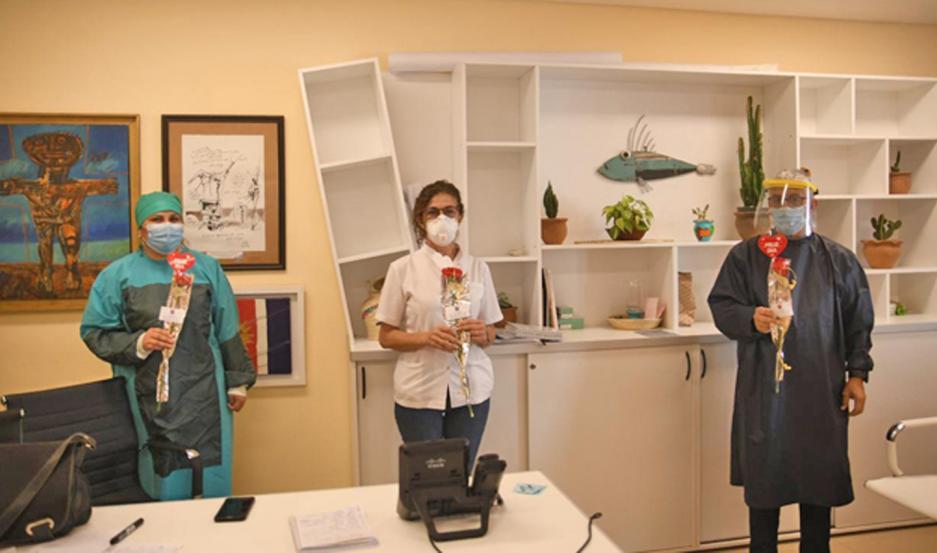 El personal de la Sanidad es fundamental por la pandemia.