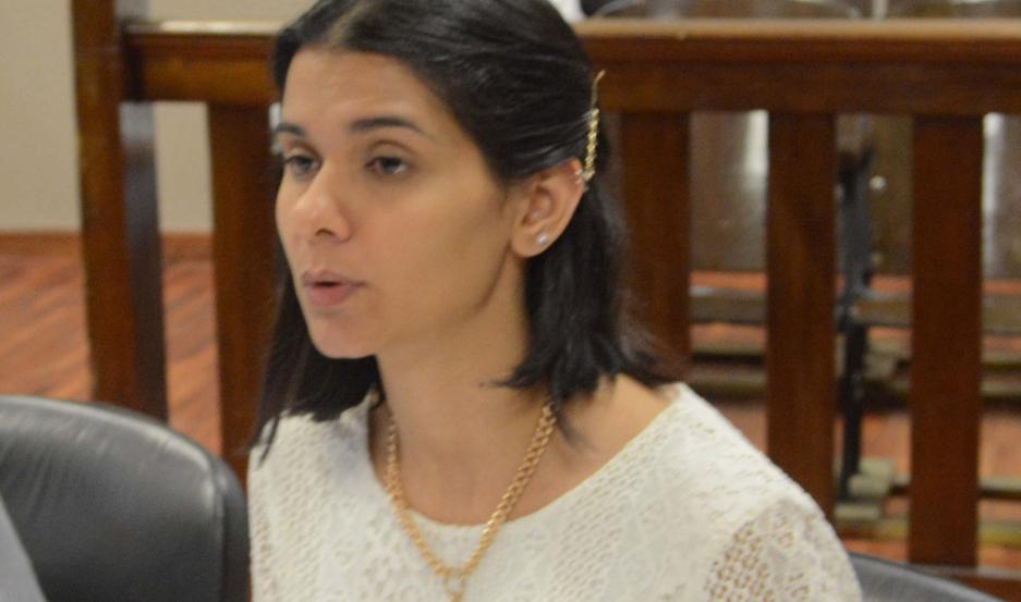 La fiscal Melissa Deroy, investiga el aberrante hecho.
