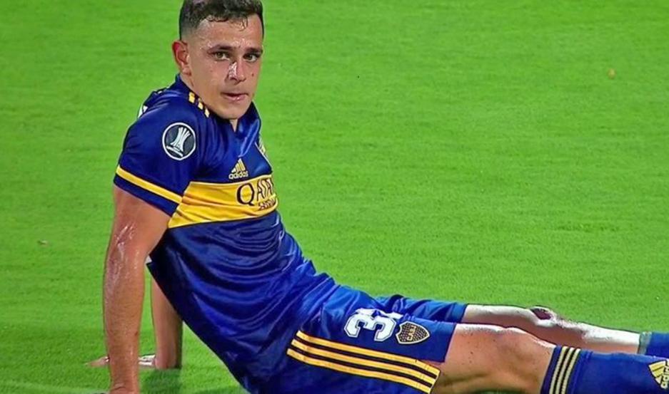 Maroni salió lesionado ante el DIM y no podrá estar el próximo martes ante Libertad.