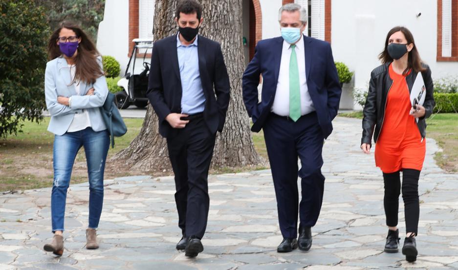 Fue presentado por el presidente Alberto Fernández, y dará cobertura económica e integral.