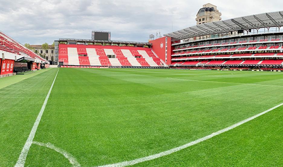 El estadio de Estudiantes de La Plata albergará el choque entre el local y Arsenal, a partir de las 9.30 de la mañana.