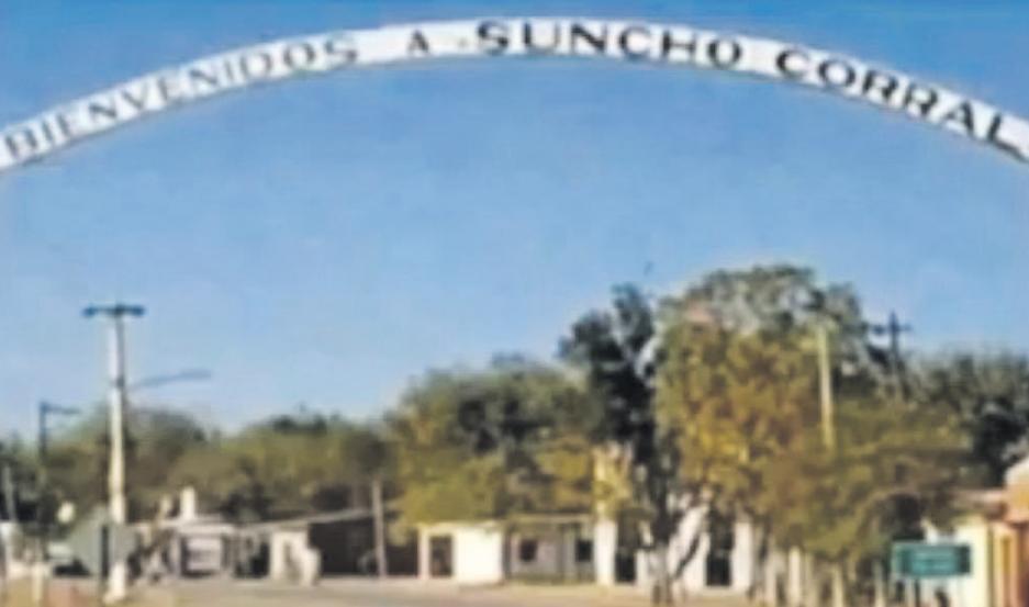 A través de la ruta nacional 89, Suncho Corral es clave en la ruta del Mercosur.