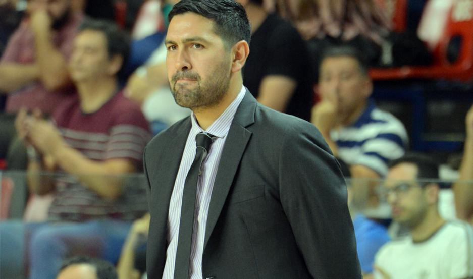 Gutiérrez habló de la pretemporada de Olímpico y de su idea de juego para el equipo.
