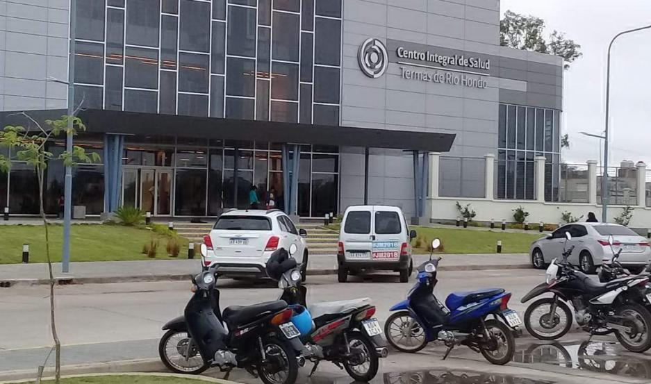 Hospital de Las Termas de Río Hondo.