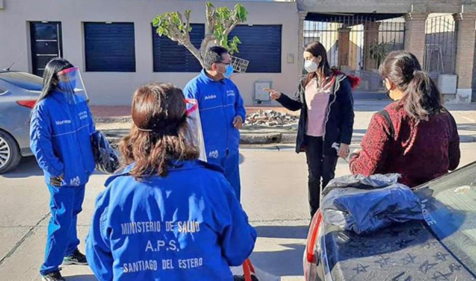 ALICIENTE. Se recuperaron 44 casos y ya son 2441 los recuperados en la provincia.
