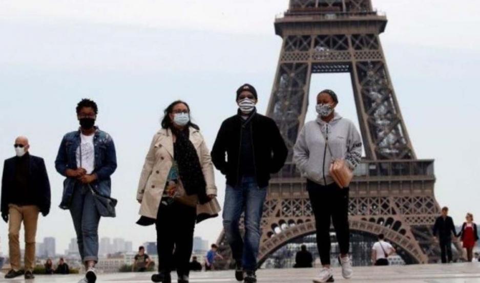 El Gobierno francés amplió el toque de queda por la pandemia