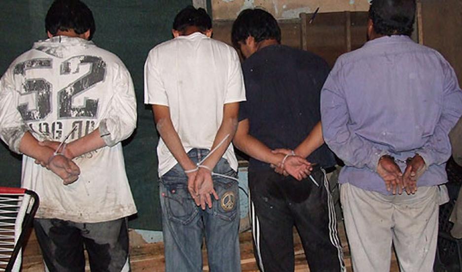 Golpe de Seccional Nº 18 y Drogas Peligrosas. (Imagen de archivo).