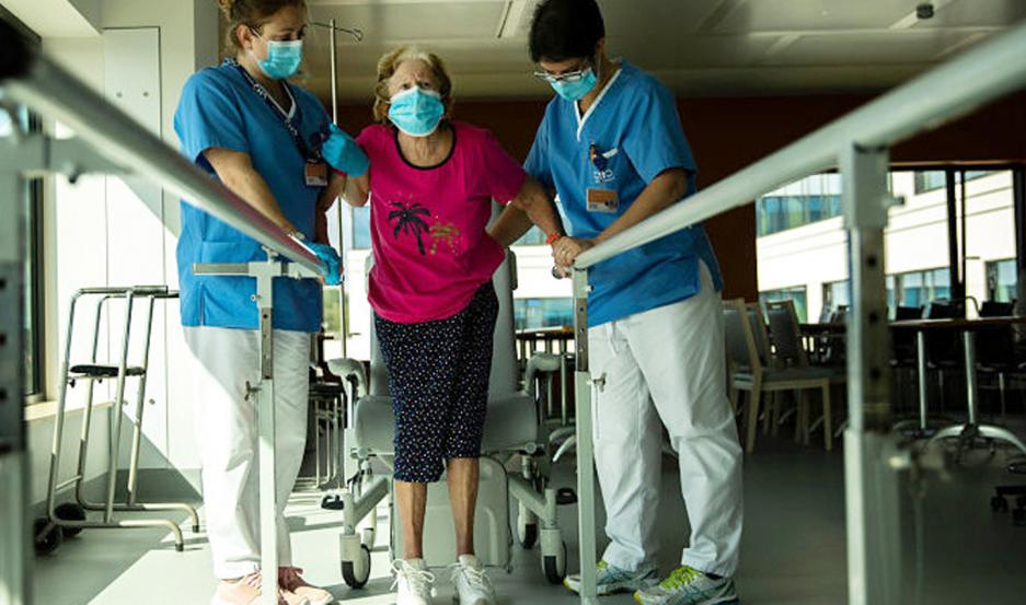 Coronavirus: las personas asintomáticas pierden más rápido los anticuerpos