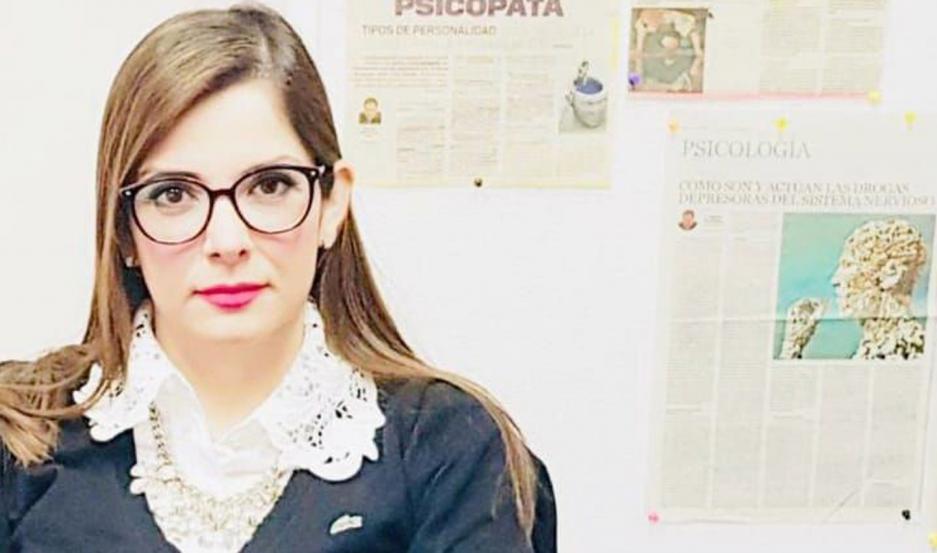 La fiscal del caso, Dra. Ximena Jerez, dispuso la aprehensión del violento sujeto.