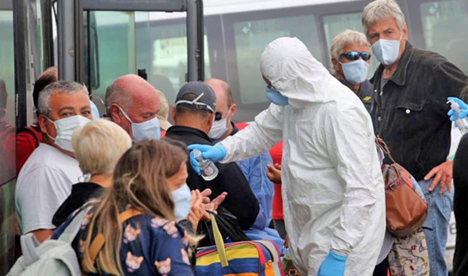 Rusia bate récord en contagio diario y muertes por Covid