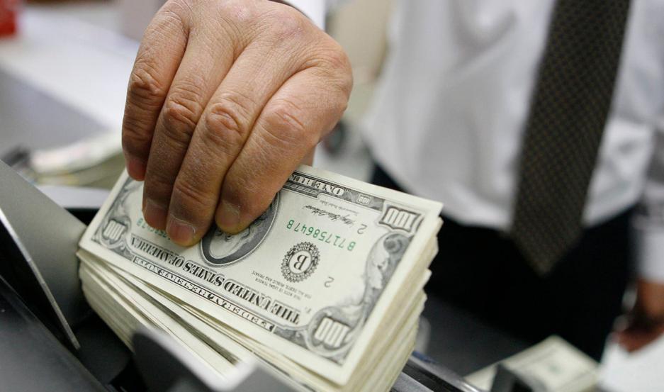 El blue sigue bajando en el cierre de la semana — Dólar