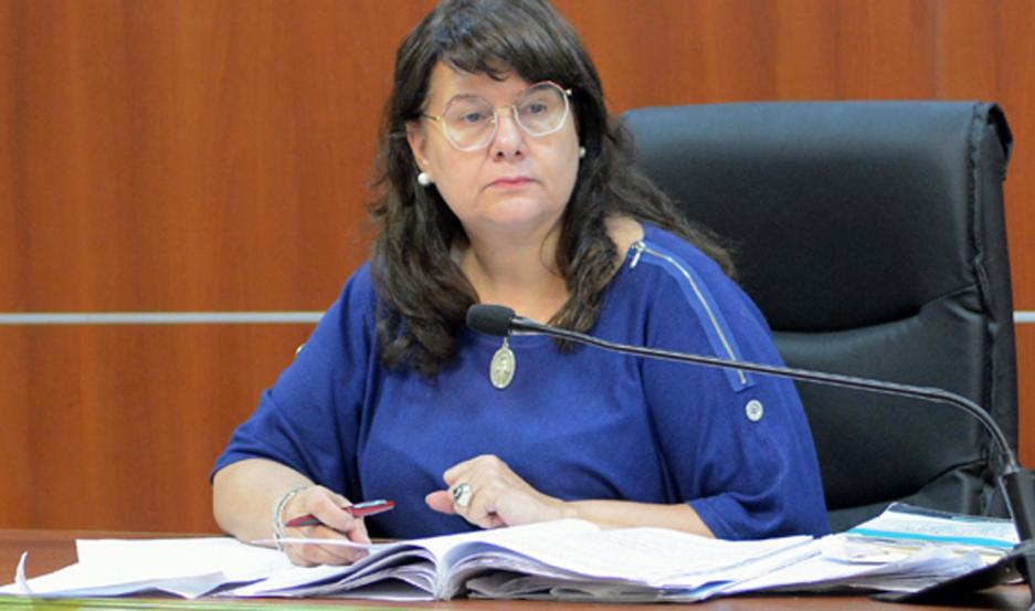 Los Dres. Felipe Villalba y Lázaro Picardi solicitaron la excarcelación a la Dra. Laportilla.