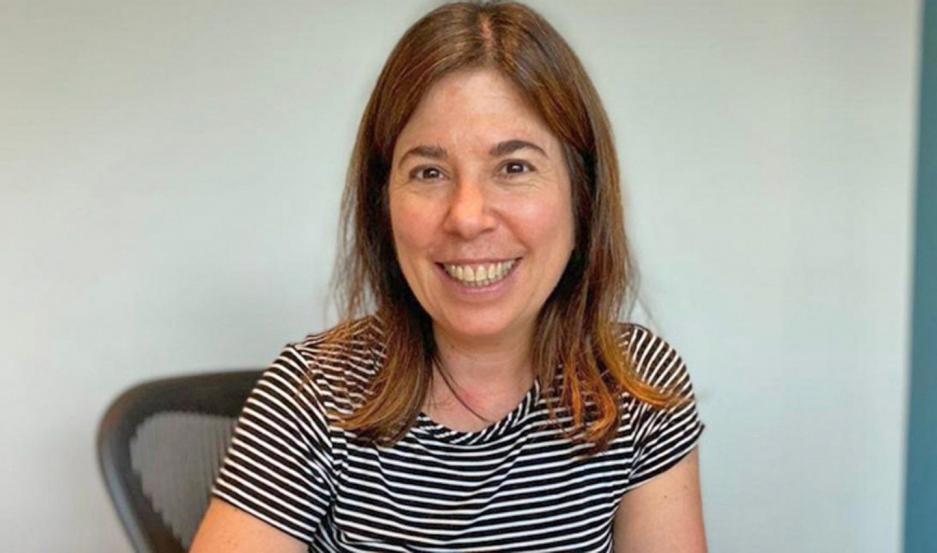 La periodista, escritora y politóloga María O'Donnell está lista para empezar a cocinar.