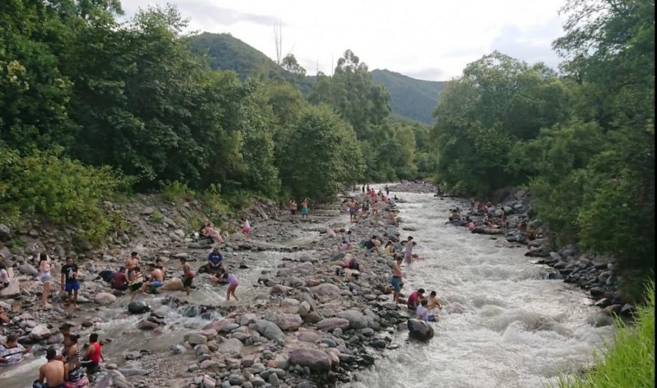 Río Yala, Jujuy.