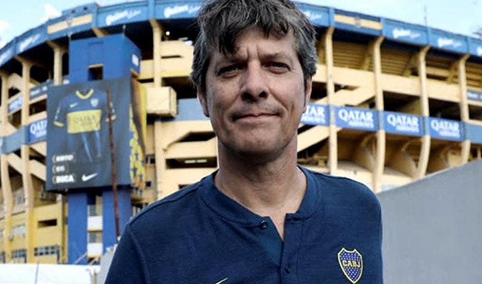 Pergolini habló sobre el canal nuevo de Boca y aprovechó para hacer una chicana. Destacó el trabajo de hoy en el club.