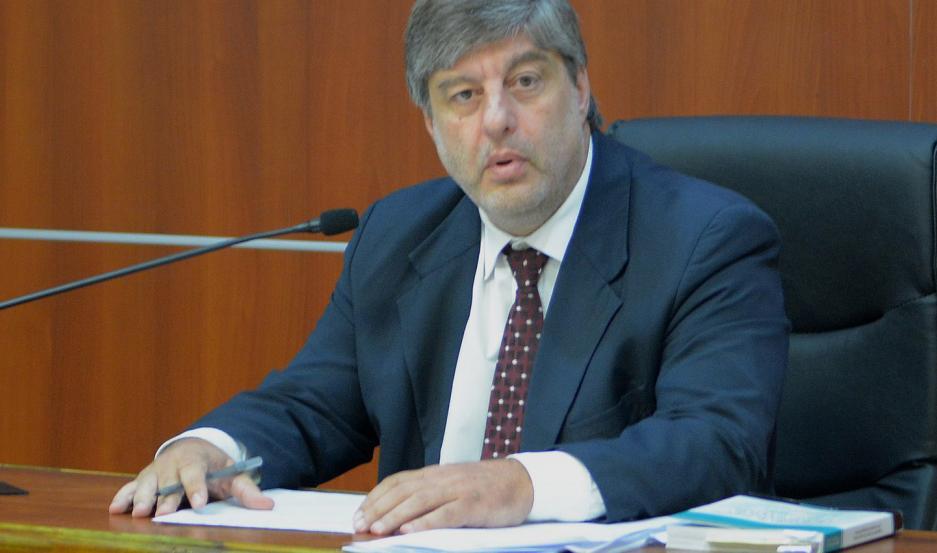 Paradelo dio luz verde al requerimiento de la fiscal Belkis Alderete. El sujeto seguirá privado de la libertad.