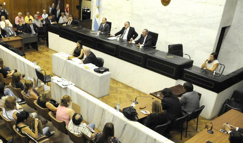Concurso: El 188 corresponde al Tribunal Oral de Santiago del Estero.