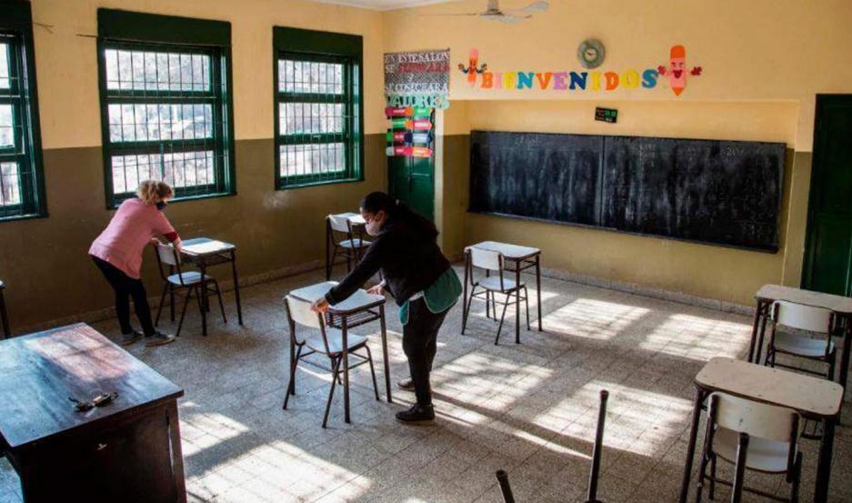 Fue acordada por los equipos de Salud y Educación; hay más de 22 mil trabajadores escolares en espera.
