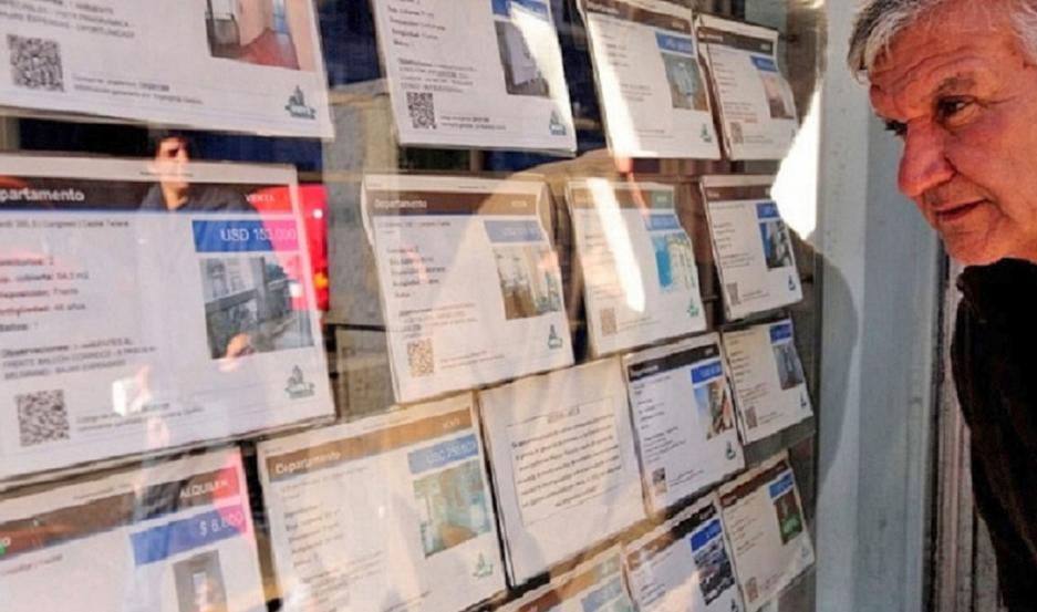 Las inmobiliarias señalan que a nivel local los que incumplieron con los pagos mensuales son menos del 10% del total de inquilinos.