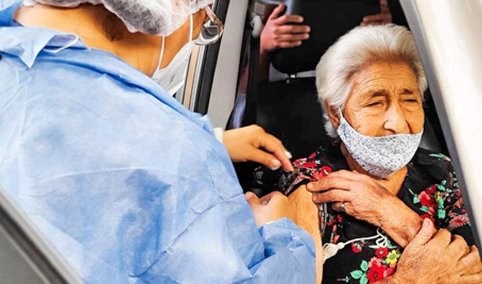 Vacunarán en el Tiro Federal, Central Argentino y el Olímpico.