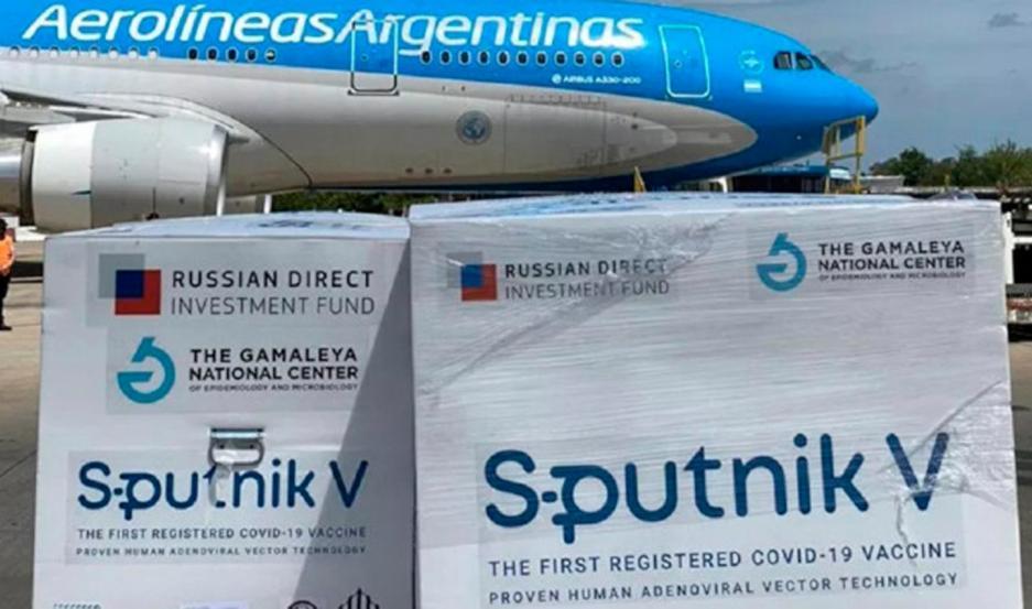 Argentina superó las 3,2 millones de vacunas aplicadas.