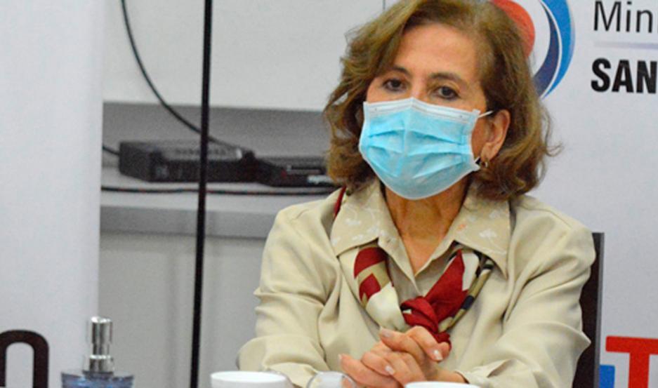 """""""Necesitamos volver a instalar el concepto de cuidado individual y colectivo para cortar las cadenas de contagio""""."""