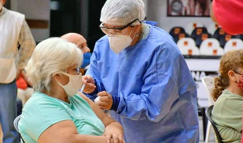 Cientos de santiagueños del interior provincial recibirán la primera dosis de la vacuna contra el Covid.
