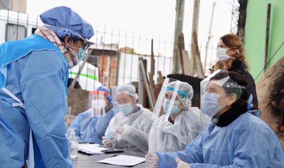 Coronavirus en Argentina: más de 16 mil casos y 65 muertes