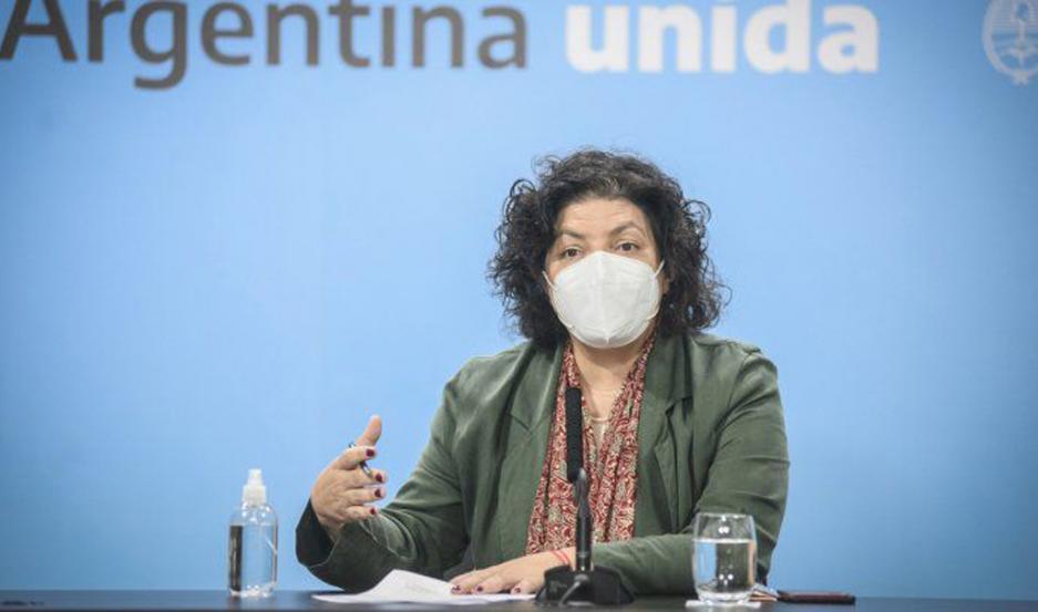 El pais vive el peor momento de la pandemia — Carla vizzotti