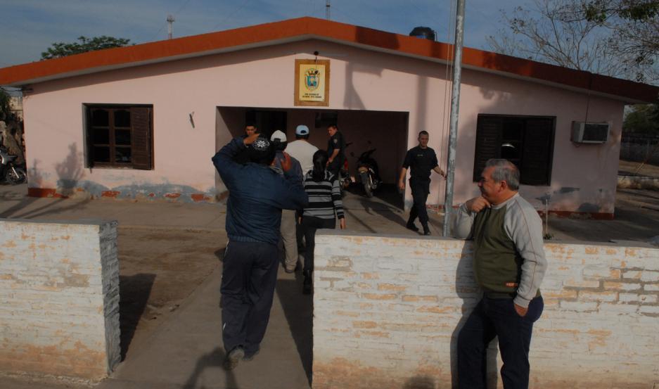La policía ya apresó al acusado, a solicitud de la fiscal Garzón.