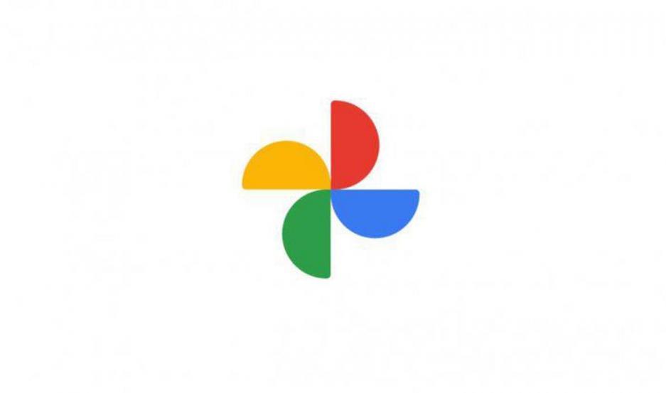 Este es el nuevo logo de Google Fotos.