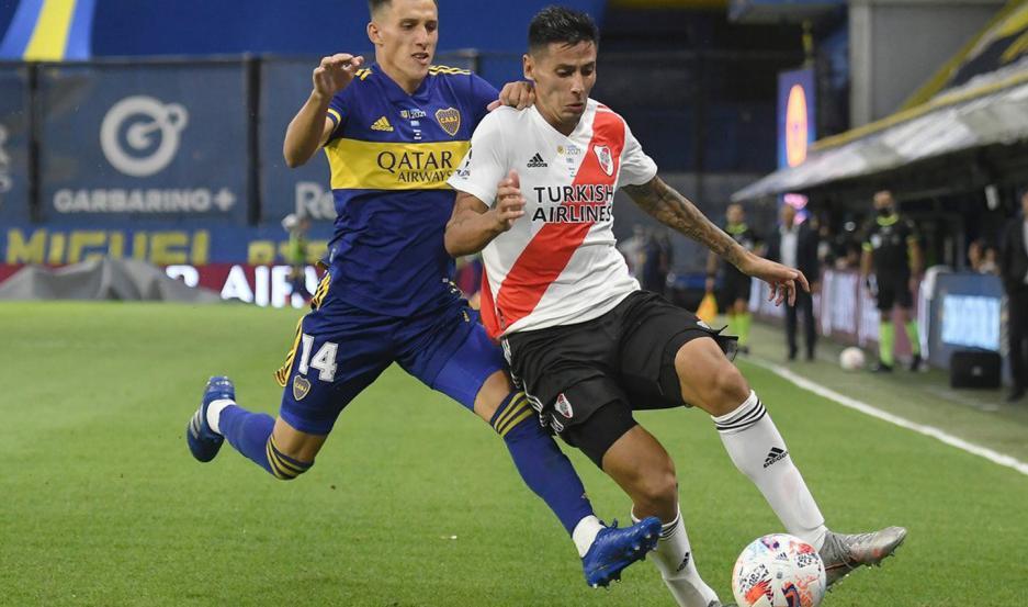 Boca y River volverán a verse las caras para definir una instancia que les permita avanzar de cara al futuro. Esta vez será por la Copa de la Liga Profesional, en el estadio de la Bombonera.