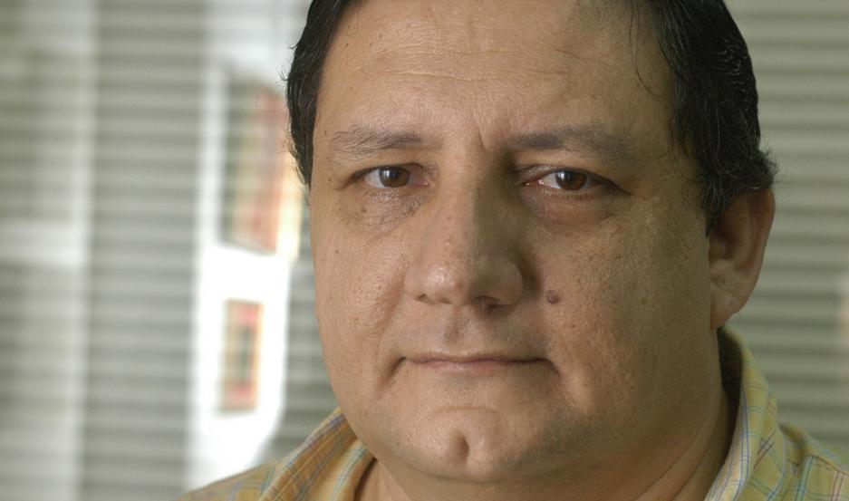 Ing. Pedro Basualdo. Decano de la Facultad de CC.EE. y Tecnologías.