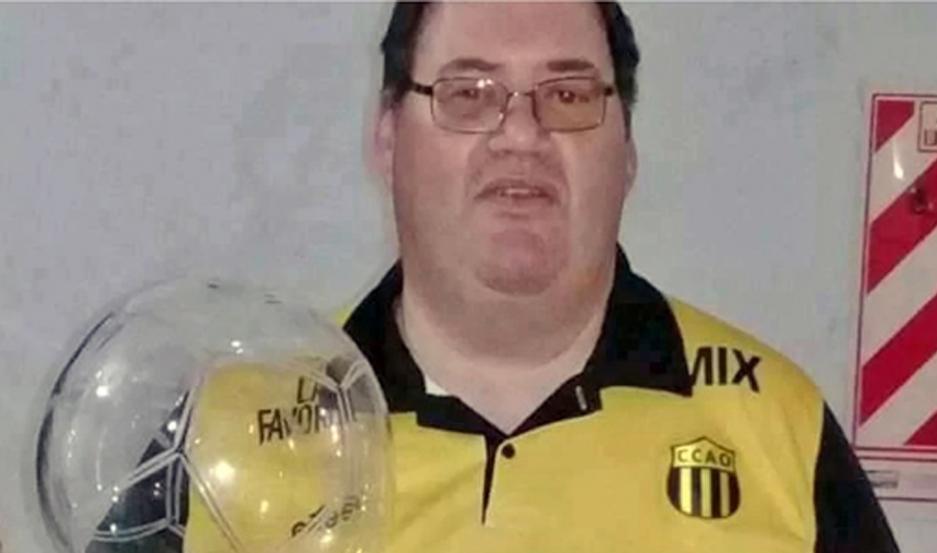 Diego Marozzi fue hallado en su habitación, sin vida.