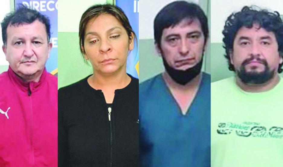 Las defensas insisten en que no hay conexión entre los acusados.