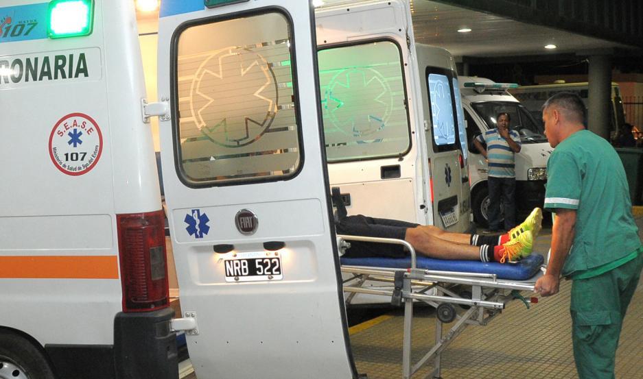 Fernández habría sufrido graves secuelas de golpes y hasta un disparo de tumbera