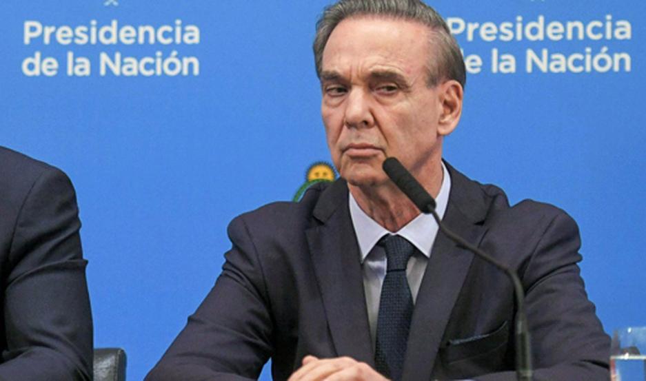 Pichetto busca el apoyo de peronistas disidentes del FdT.