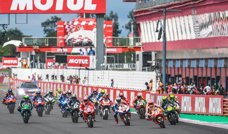 Aunque no hay nada confirmado, el circuito de Las Termas suena para reemplazar a Tailandia en octubre.