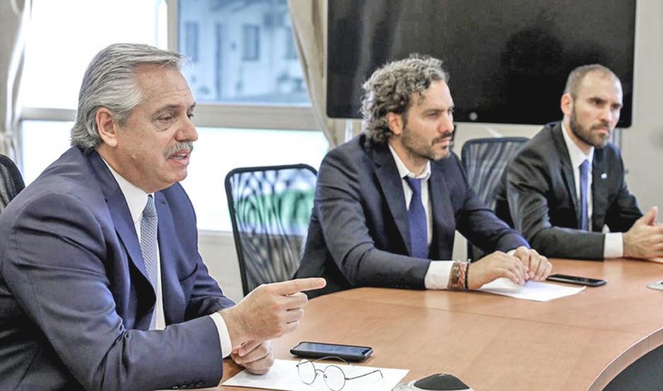 Las voces críticas piden las salidas de Guzmán y Cafiero.