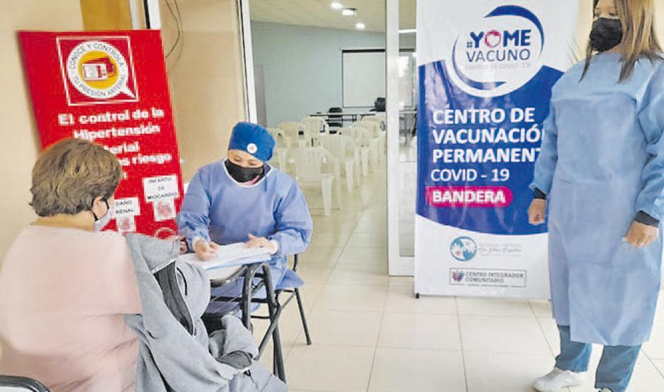 Realizaron controles gratuitos en los centros asistenciales.