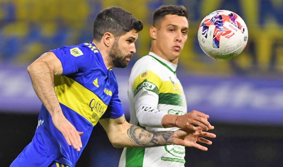 Orsini ingresó anoche por Luis Vázquez.