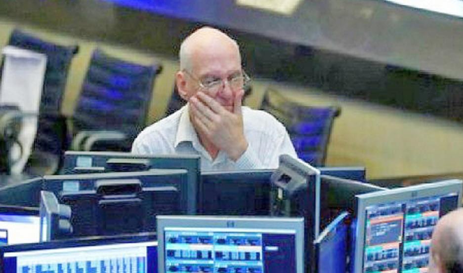 Las acciones argentinas en EEUU, derraparon este lunes.
