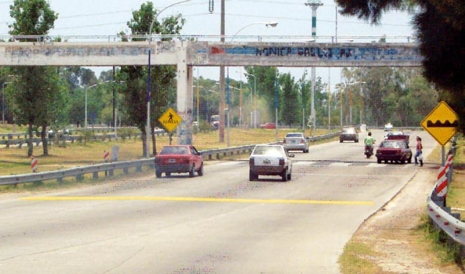 puente ruta 51 autopista