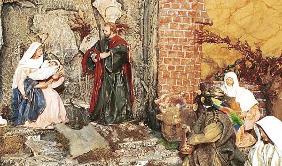 Fotos De El Pesebre De Jesus.Nacimiento E Infancia De Jesus El Liberal