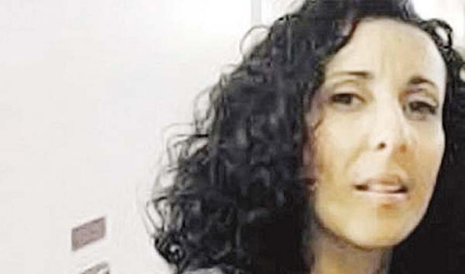 LUGAR. La homicida, Adriana Cruz, se encuentra en  el  pabellón psiquiátrico de un penal.