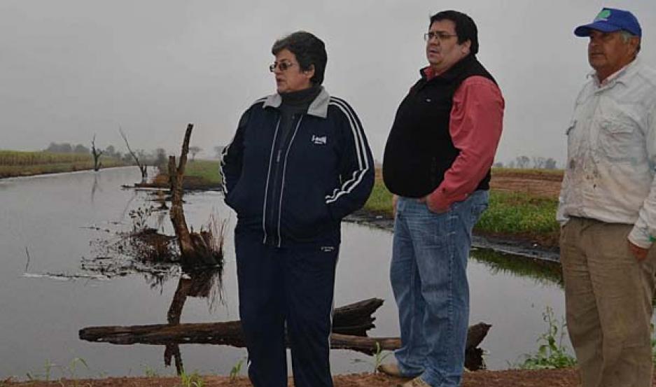"""COMPROMISO. """"Si Tucumán no puede cumplir con los compromisos asumidos con el gobierno de Santiago del Estero y la propia Nación, por lo menos que cumpla con la preservación de la salud de los tucumanos"""", reclamó García."""