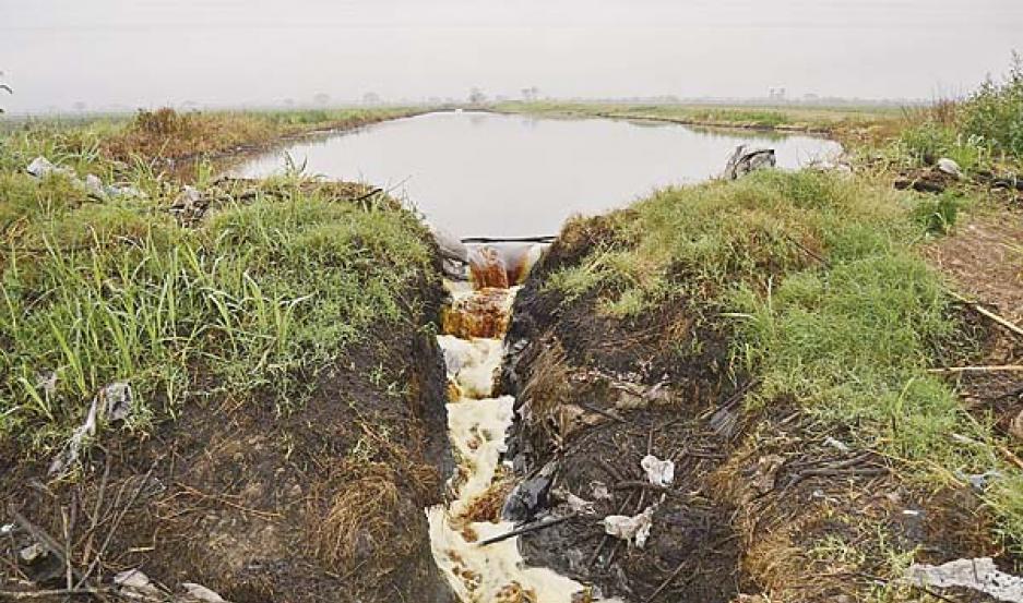 vinaza contaminacion ingenios tucumanos